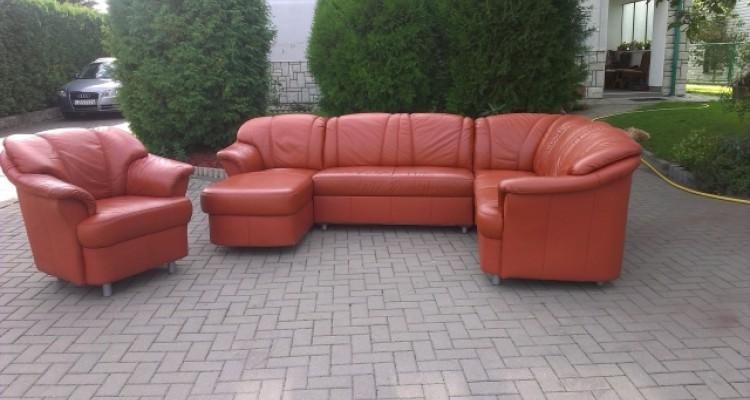 Kanapa narożna +fotel