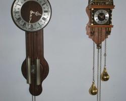 Zegary i barometry